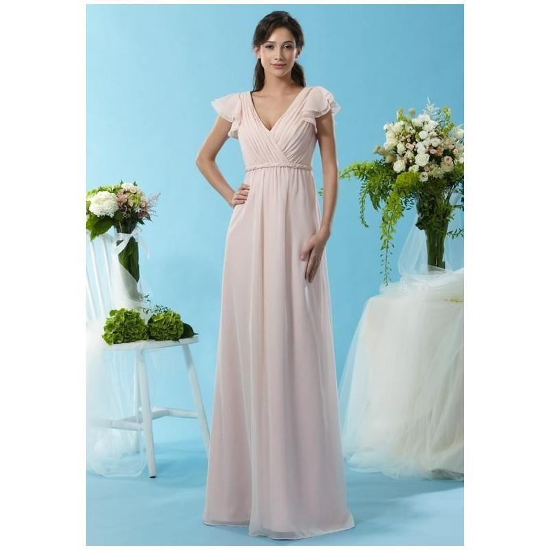 Wedding - Eden Bridesmaids 7442 Bridesmaid Dress - The Knot - Formal Bridesmaid Dresses 2017