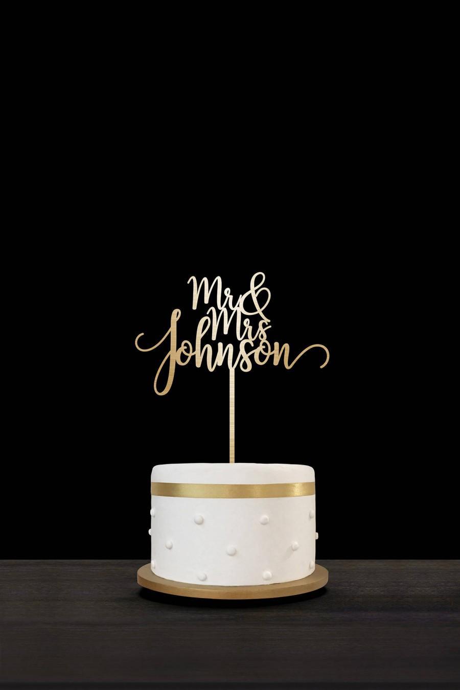 زفاف - Customized Wedding Cake Topper, Personalized Cake Topper for Wedding, Custom Personalized Wedding Cake Topper, Mr and Mrs Cake Topper 29