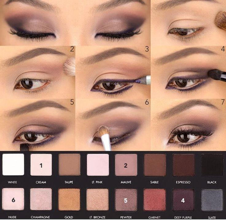 25+ make up tutorials to take your beauty to the next level – cute.