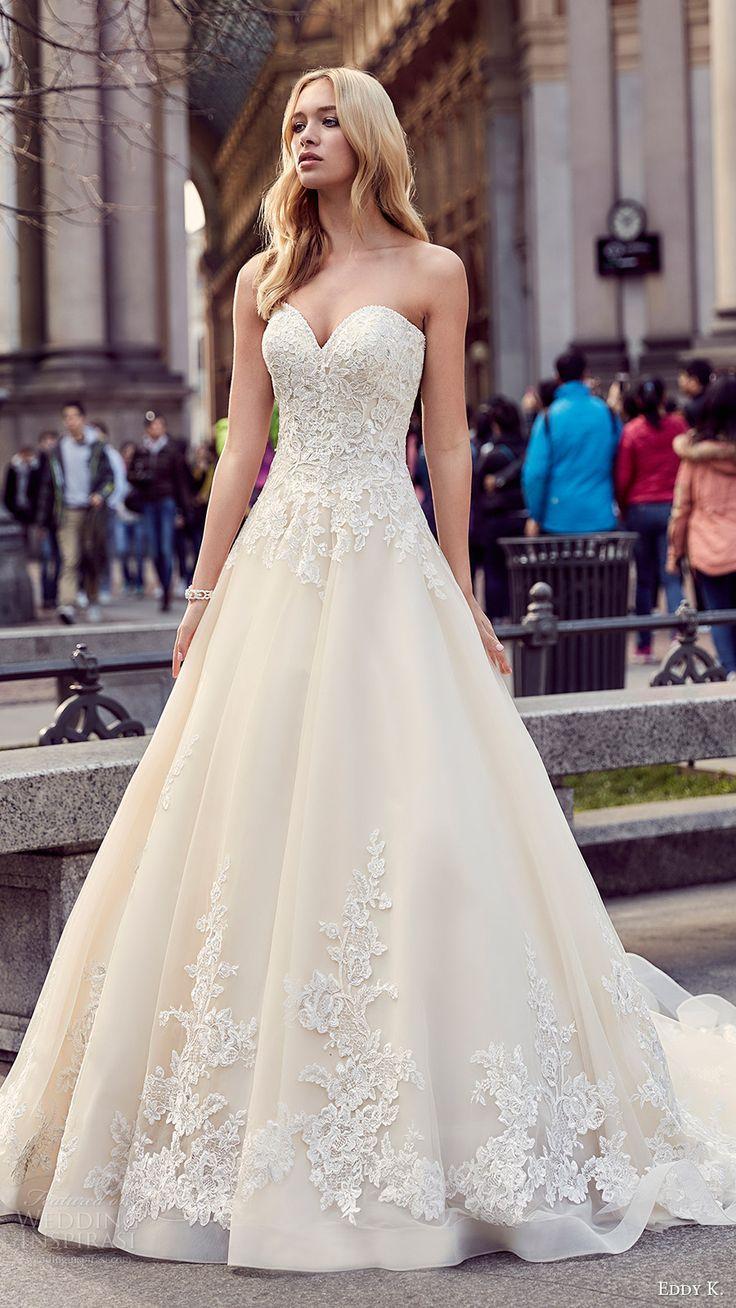Свадьба - Eddy K. 2017 Wedding Dresses — Milano Bridal Collection