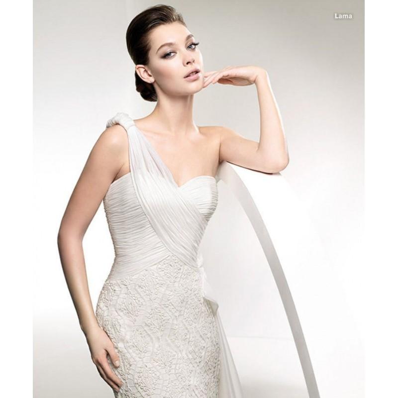 Mariage - La Sposa Lama Bridal Gown (2010) (LS10_LamaBG) - Crazy Sale Formal Dresses