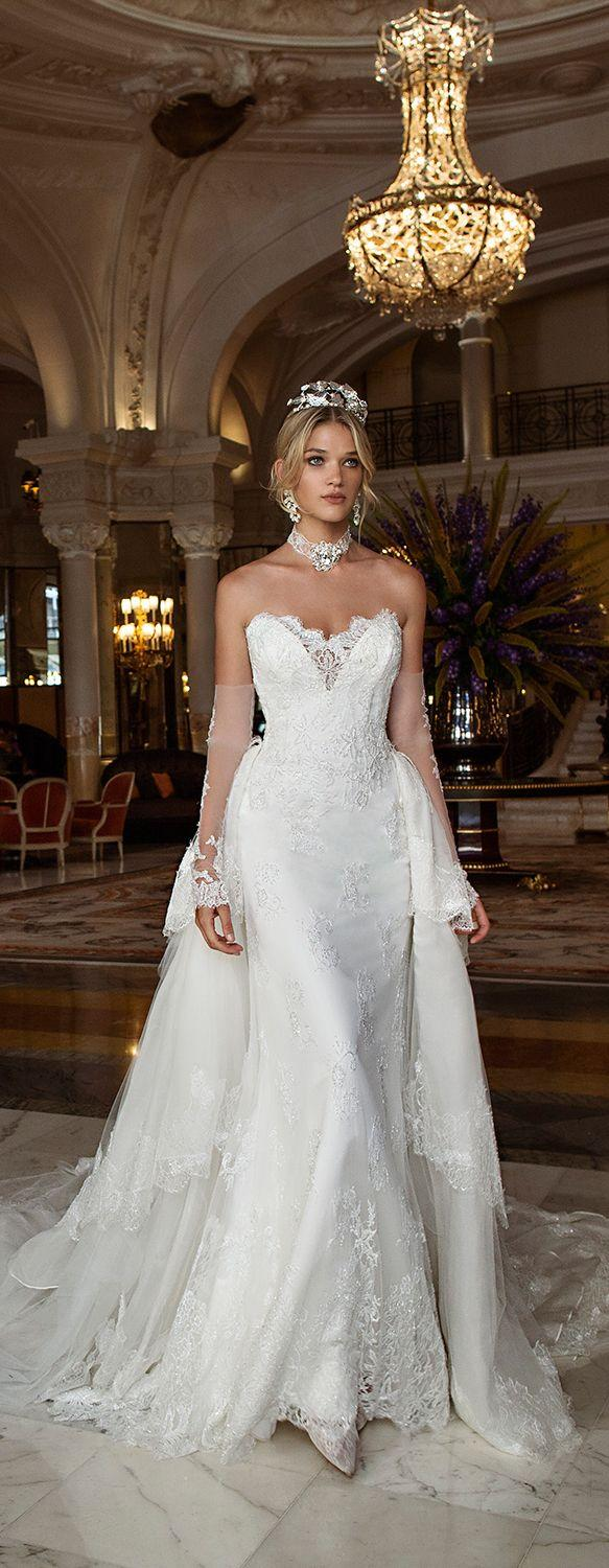 Mariage - Alessandra Rinaudo Bridal Couture 2017 Collection .