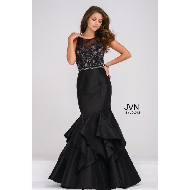 Mariage - JVN Prom by Jovani JVN50200 JVN Prom Collection - Top Design Dress Online Shop