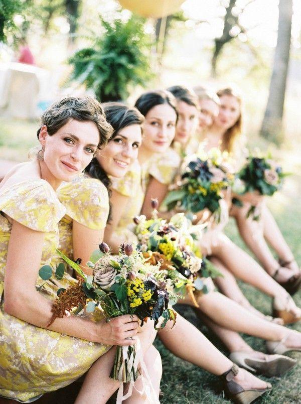 Hochzeit - 1960's Frank Lloyd Wright Inspired Wedding