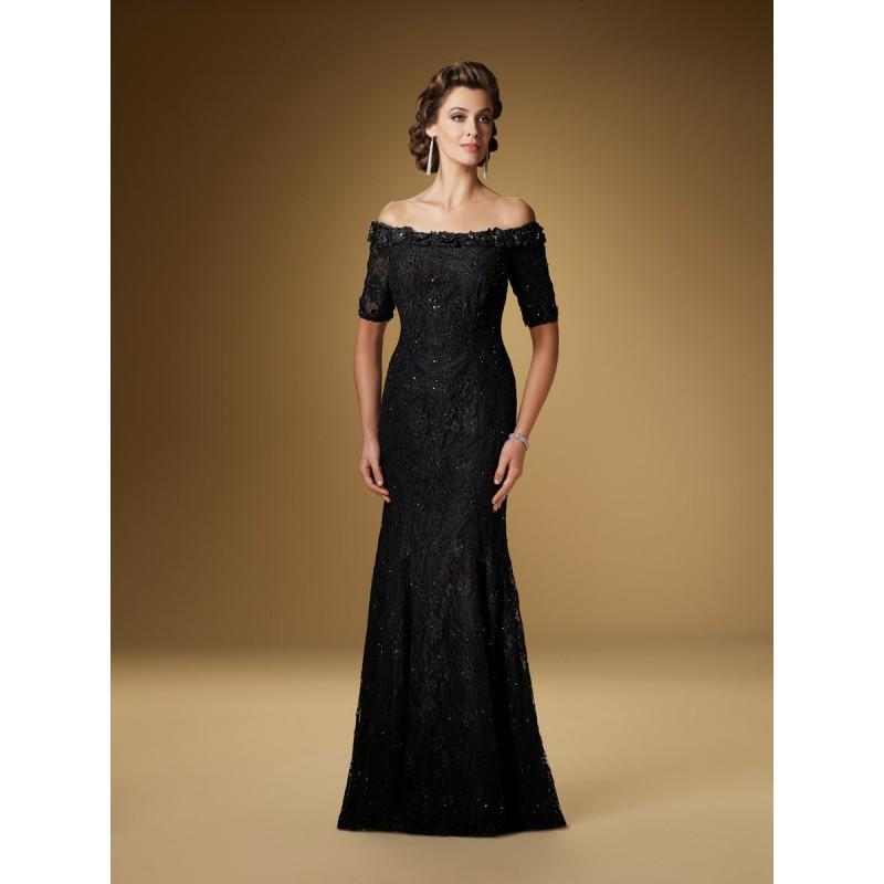 Black Destination Dressing Rina Di Montella Social Occasions 1531 ...