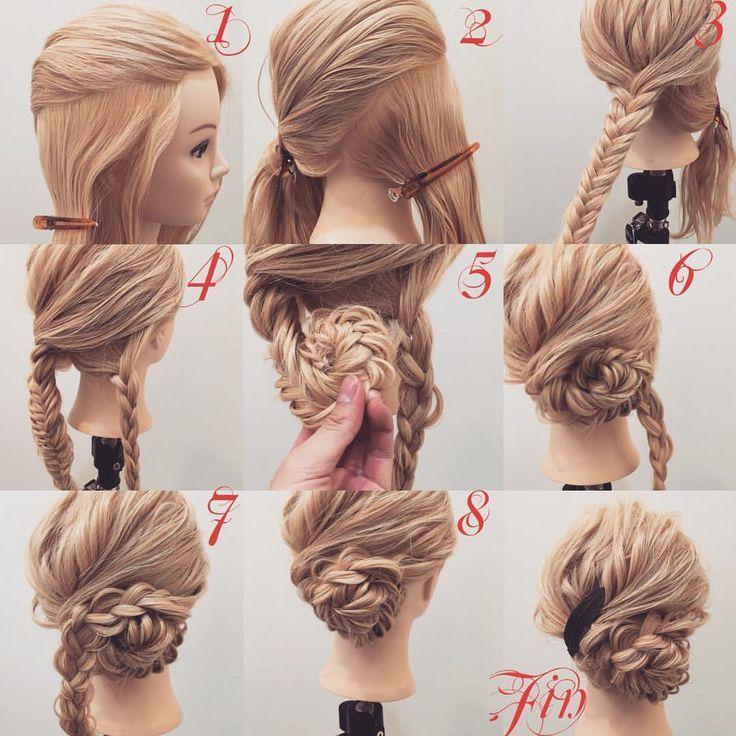 Свадьба - Hair Styles