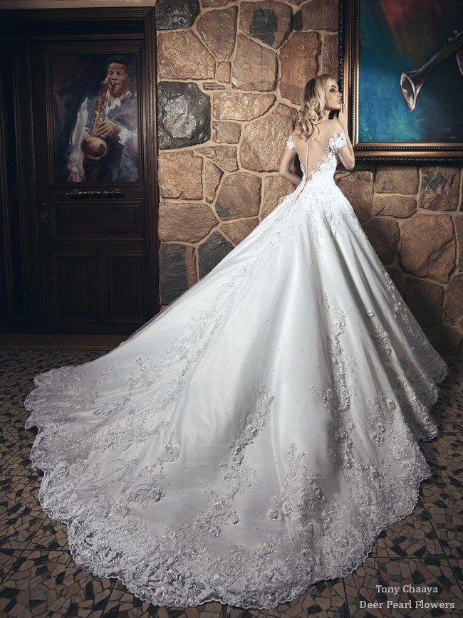 زفاف - Tony Chaaya Wedding Dresses 2017