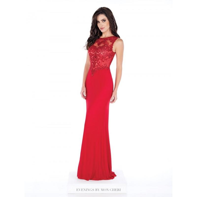 Mon Cheri Evening Dresses