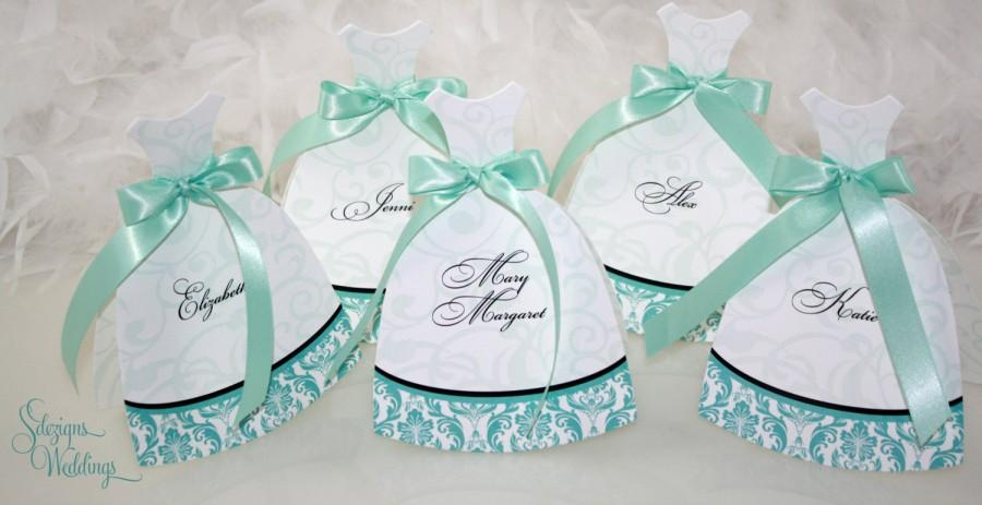 Wedding - Bridesmaids Cards