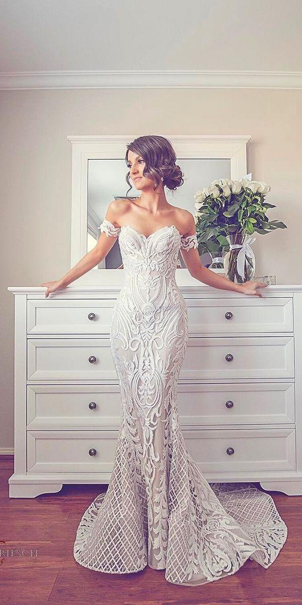 Mariage - 30 Lace Wedding Dresses That You Will Absolutely Love