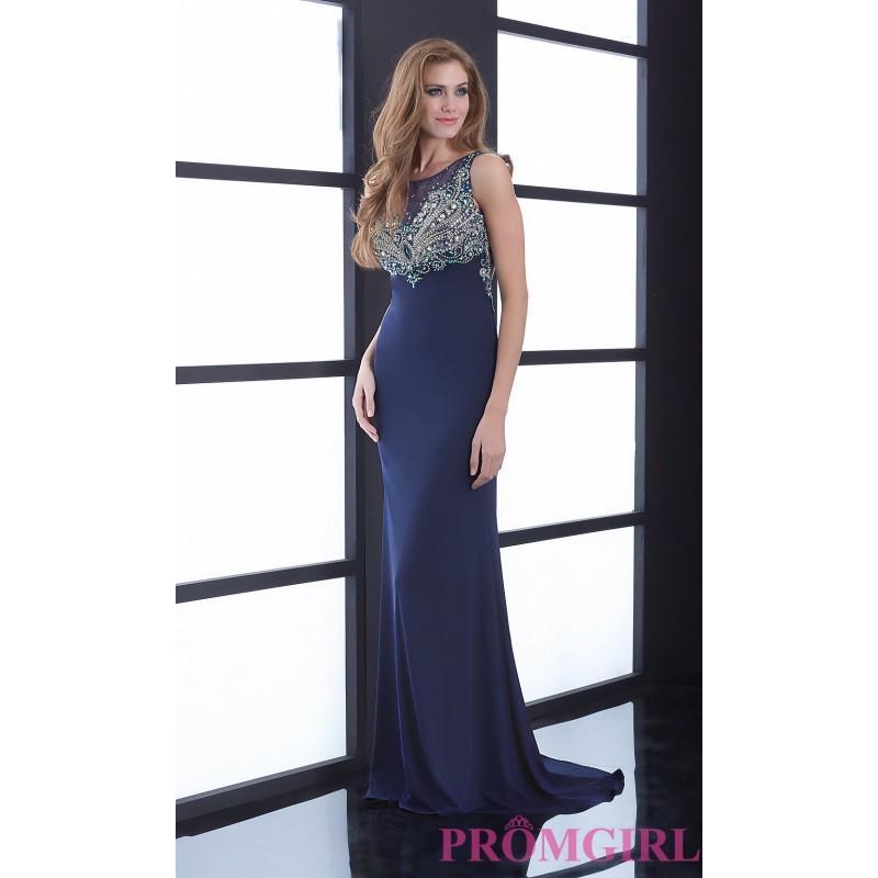 Hochzeit - High Neck Open Back Jasz Dress - Brand Prom Dresses