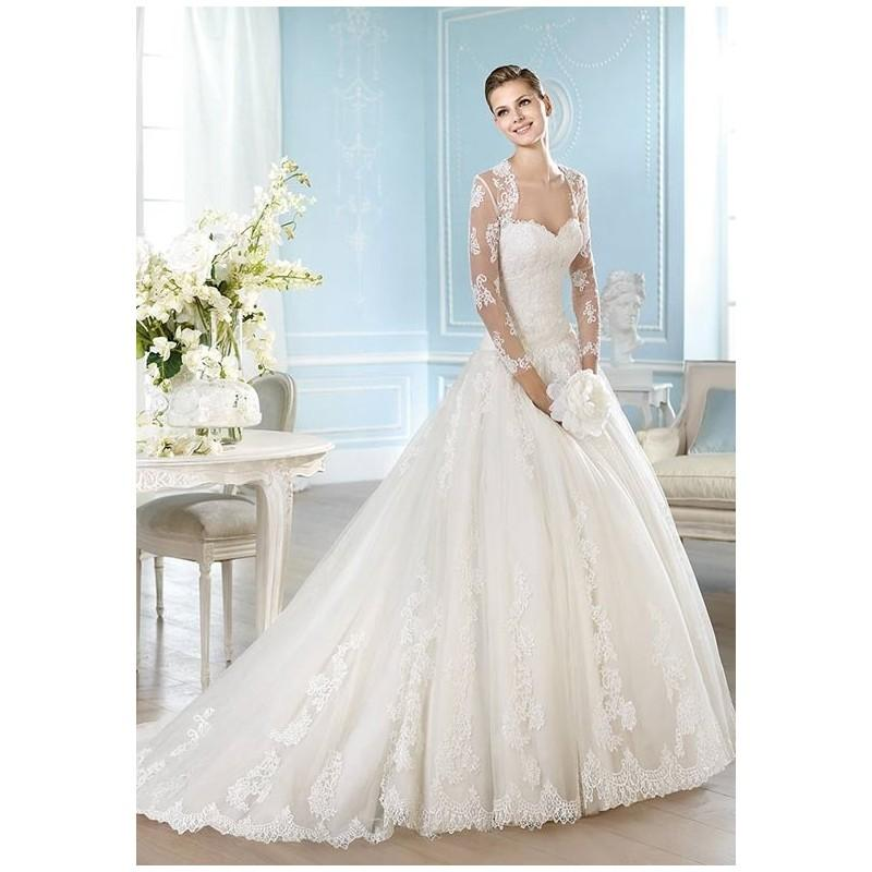 Wedding - ST. PATRICK Costura Collection - Harlei - Charming Custom-made Dresses