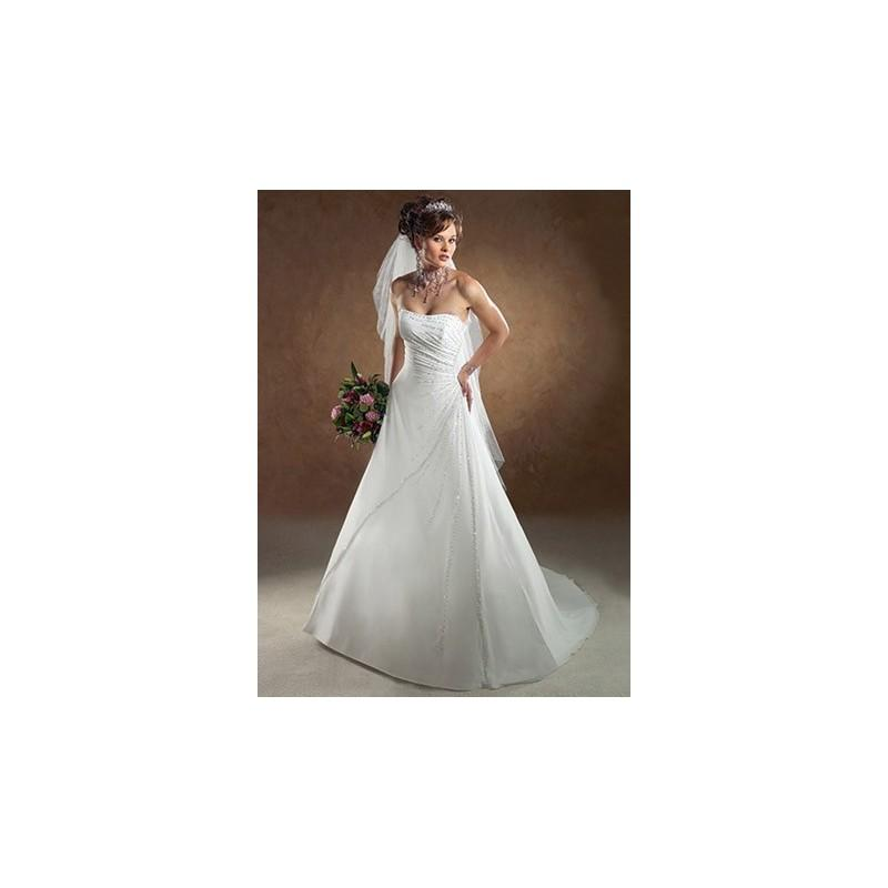 Maggie Bridal By Maggie Sottero Martina-A483 - Branded Bridal Gowns ...