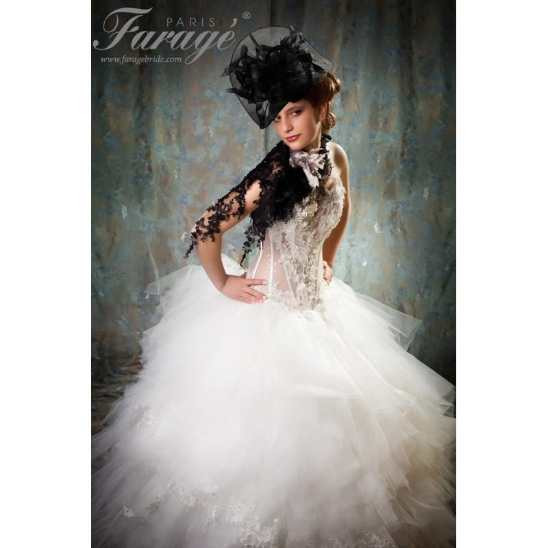 Mariage - Farage, A484 - Superbes robes de mariée pas cher
