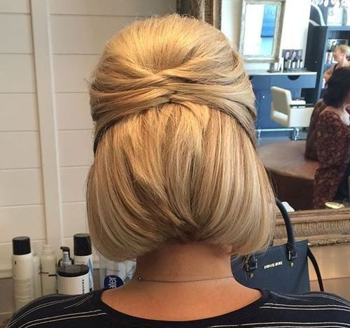 50 Half Updos For Your Perfect Everyday And Party Looks 2706618