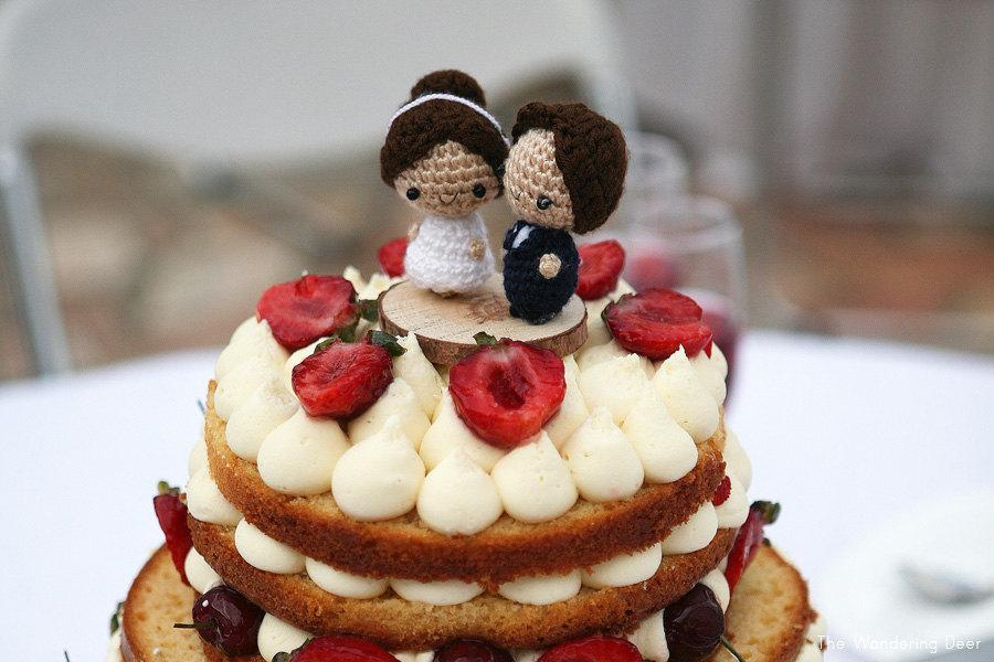 زفاف - Wedding cake topper custom dolls, personalized dolls, made to order, customized wedding gift