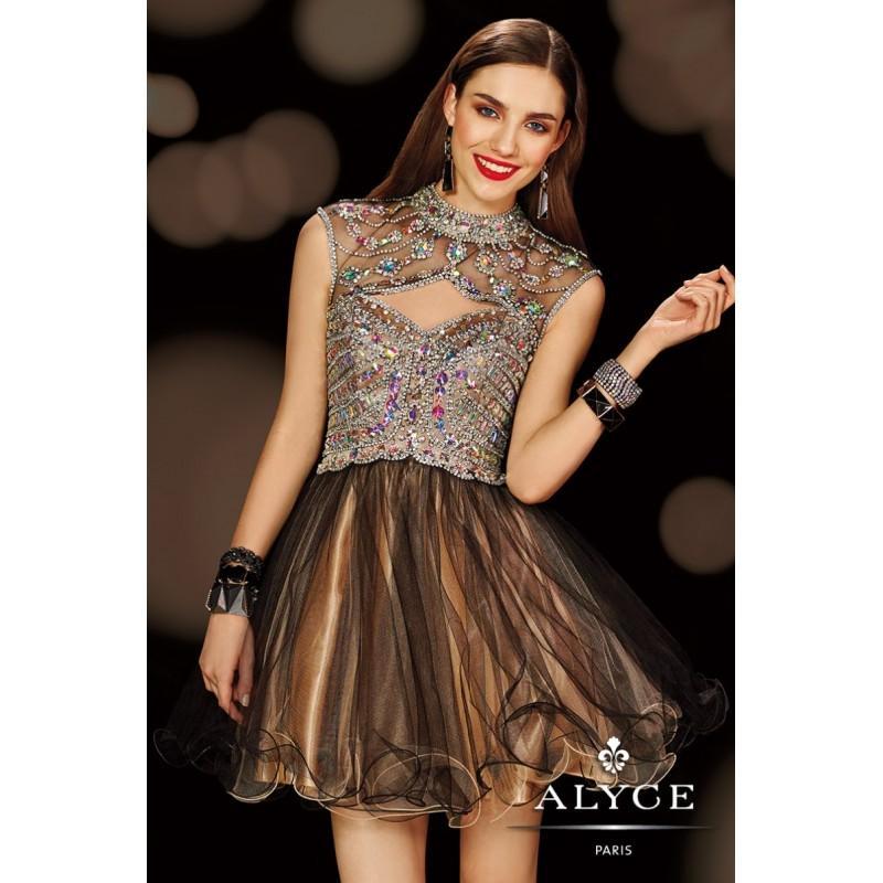 Свадьба - Sweet 16 Dress Style  3636 - Charming Wedding Party Dresses