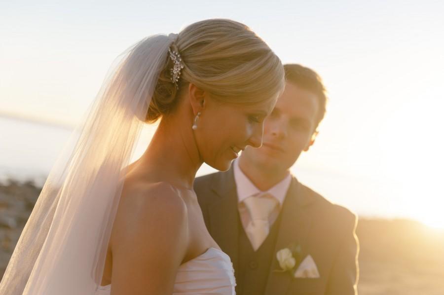 Wedding - Crystal Hair Comb, Bridal Haircomb, Vintage Wedding Hair Clip, Crystal Bridal Comb, ROSE S