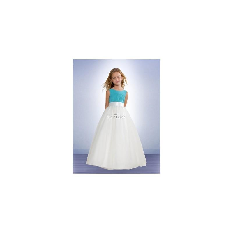 5c8e7448468 Bill Levkoff Flower Girl Dresses Style No. 52101 - Brand Wedding Dresses