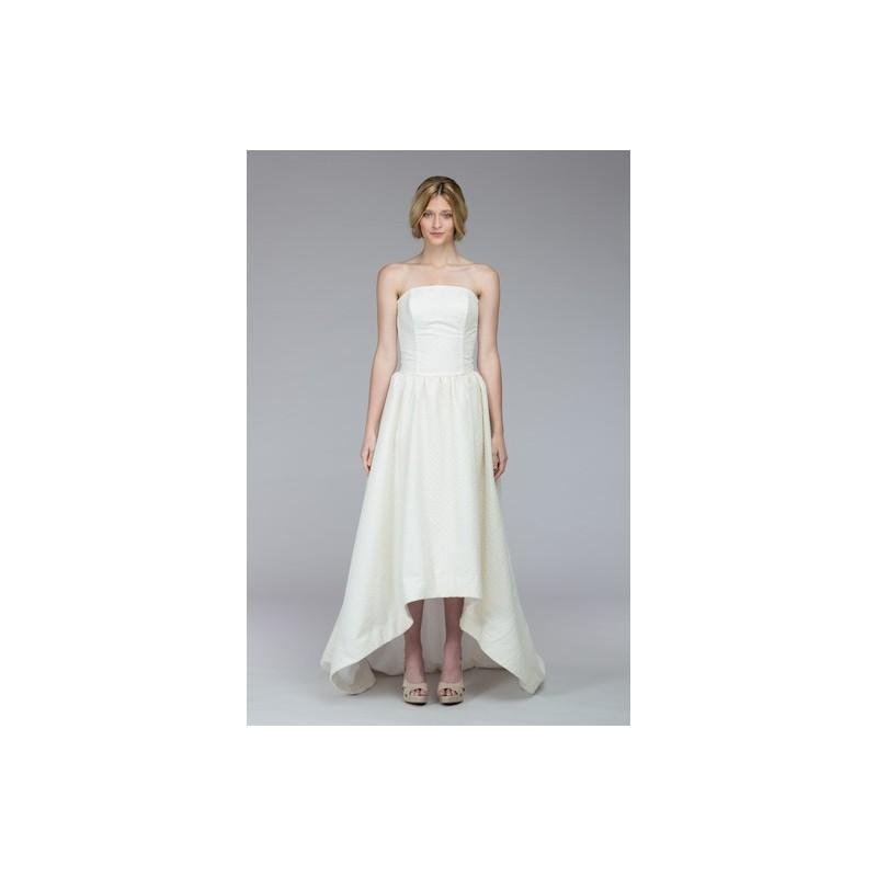 Wedding - Kate McDonald Magnolia Wedding Dress Fall 2015 - Strapless Kate McDonald Ivory Ball Gown Fall 2015 Full Length - Nonmiss One Wedding Store