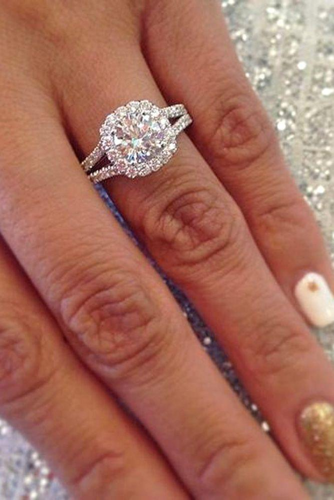 Mariage - 30 Most Popular Engagement Rings For Women