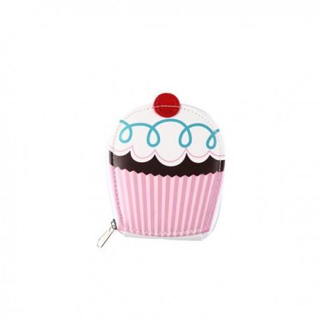 Wedding - Estuche de manicura cupcake