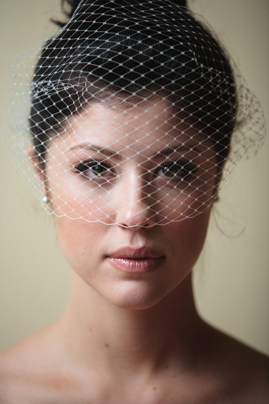 Wedding - Russian wrap veil 1
