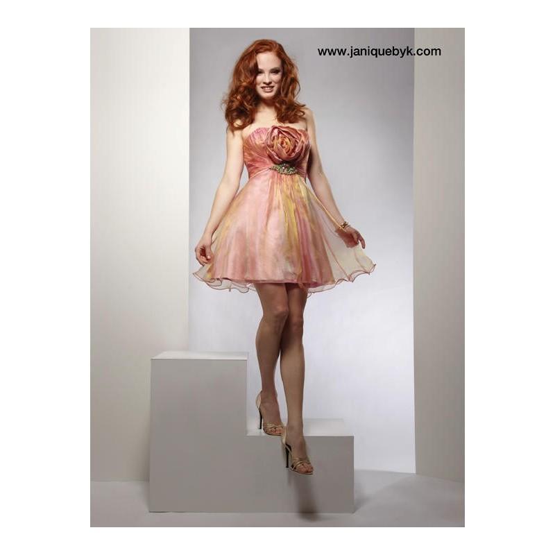 Mariage - Pink Janique D117 - Brand Wedding Store Online
