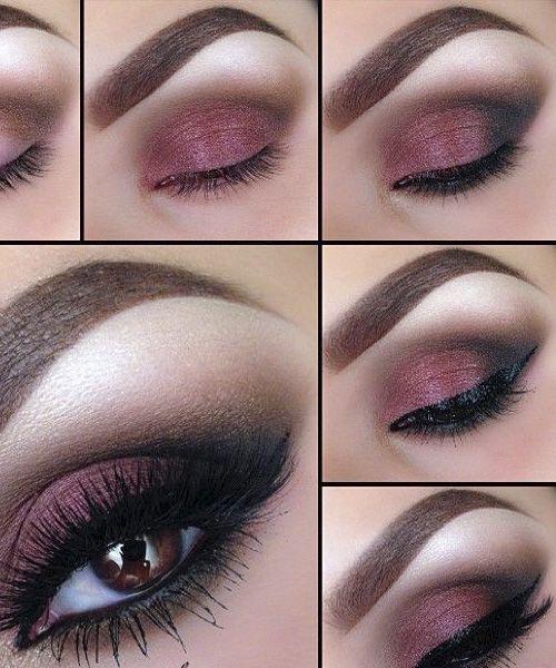 Свадьба - Love This Beautiful Eye Makeup Idea
