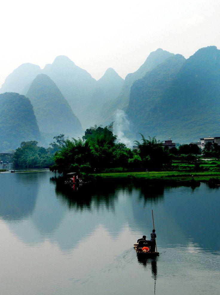 """Hochzeit - """"Yangshuo"""", Guilin, China"""