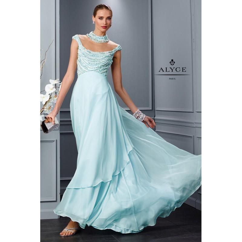 Mariage - Claudine for Alyce Prom 2487 - Brand Wedding Store Online