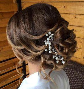 Mariage - 40 Chic Wedding Hair Updos For Elegant Brides