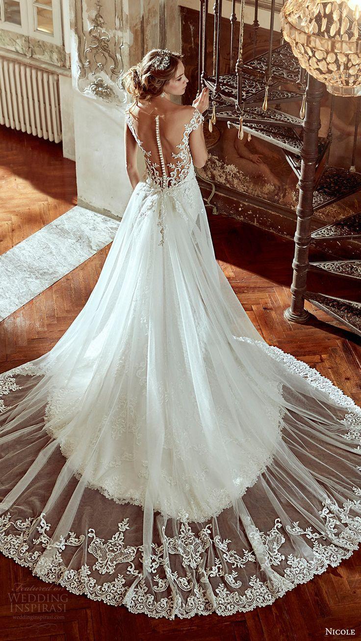 Hochzeit - Nicole 2017 Wedding Dresses