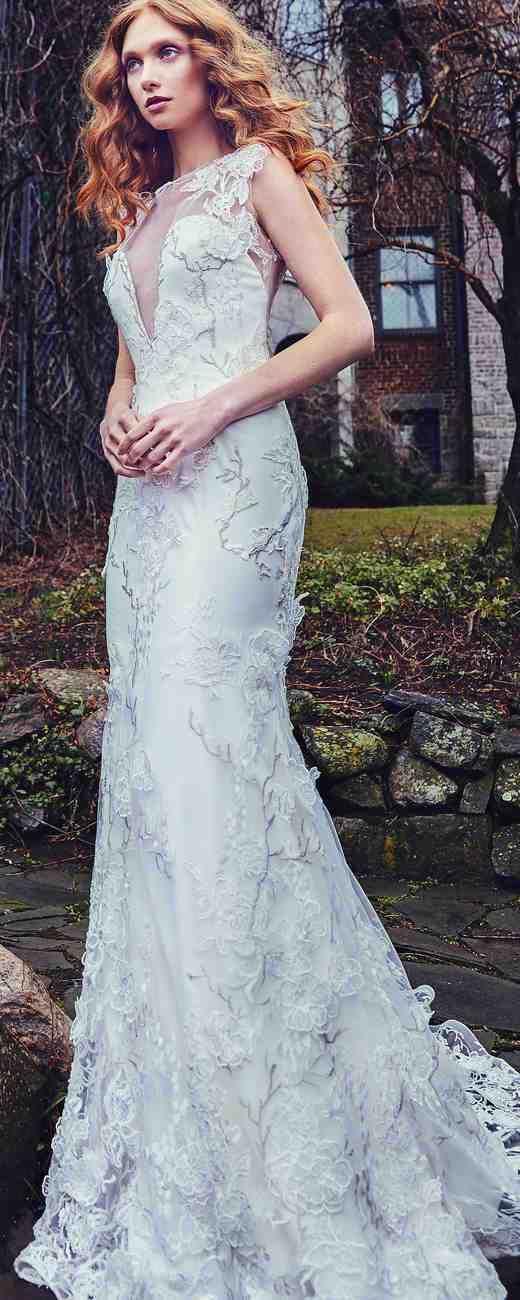 Mariage - Sareh Nouri Spring 2018 Wedding Dresses