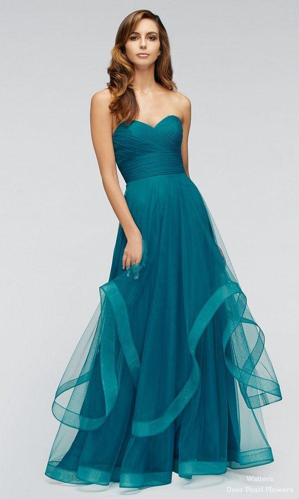 Mariage - Watter Bridesmaid Dresses Collection