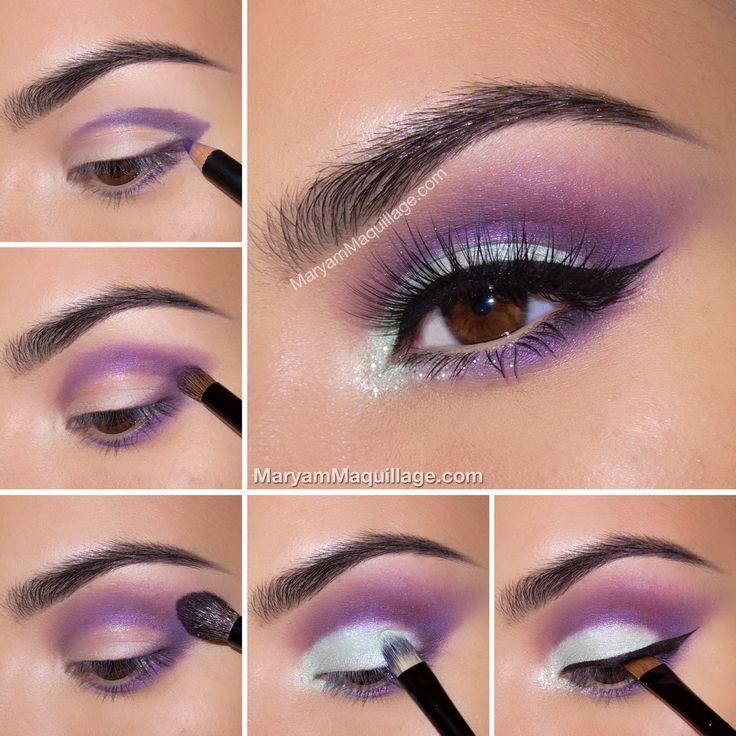 Свадьба - ! Maryam Maquillage !: Mint & Purple Smokey   Summer Outfit