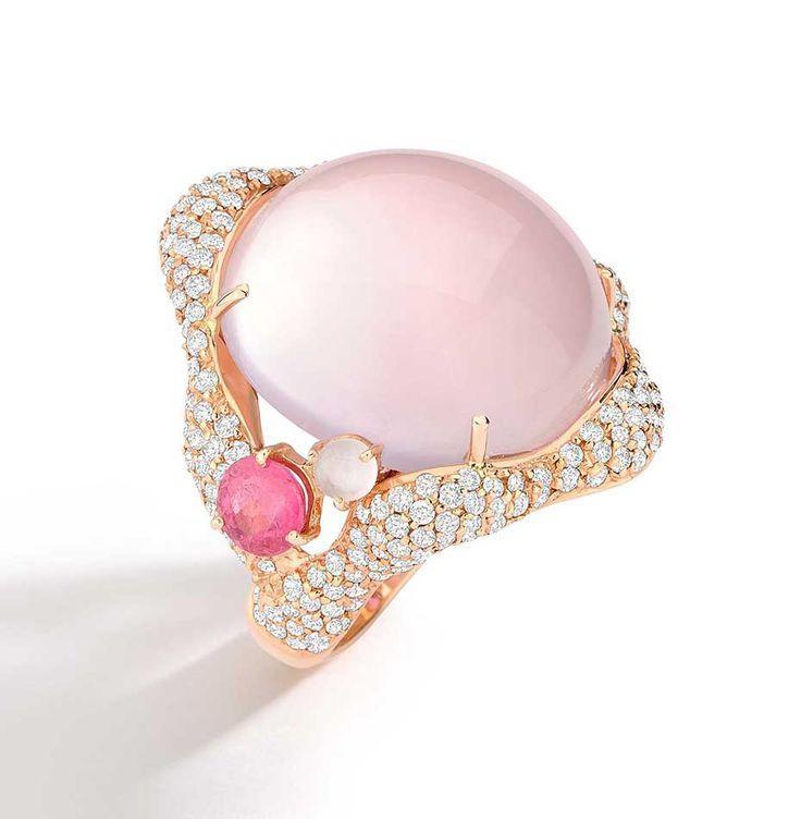 زفاف - Pretty In Pink: Brazilian Jeweller Brumani Launches Exquisitely Pretty Pastel Jewels