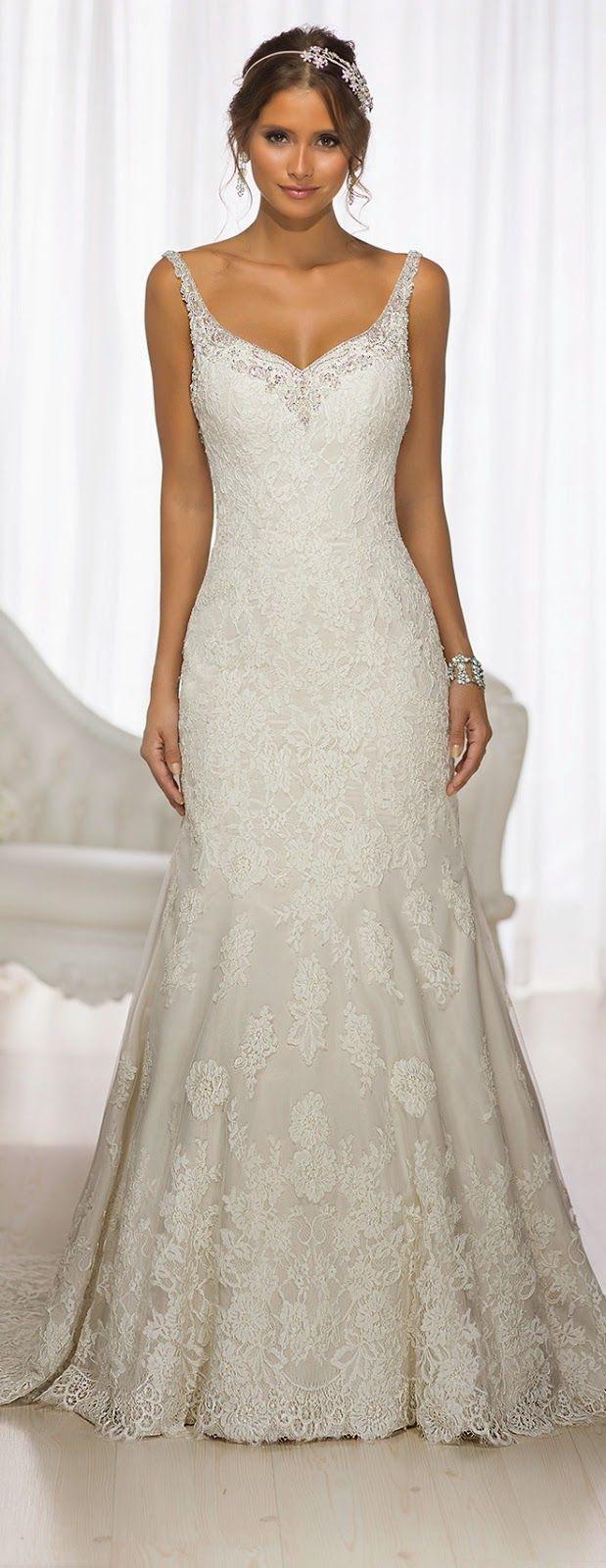 Mariage - Mermaid Wedding Dress By