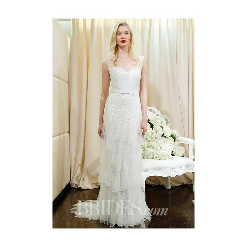 Wedding - Badgley Mischka - Spring 2017 - Stunning Cheap Wedding Dresses