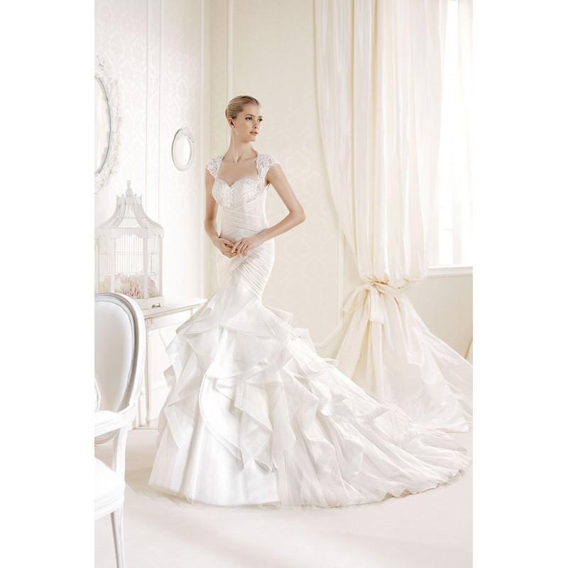 Wedding - Pronovias La Sposa 2014 - INDA 1040535 - granddressy.com