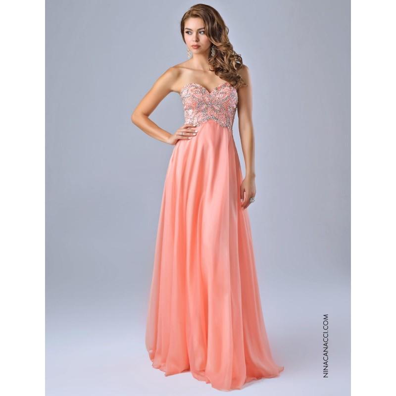 Wedding - Nina Canacci 1093 - Elegant Evening Dresses