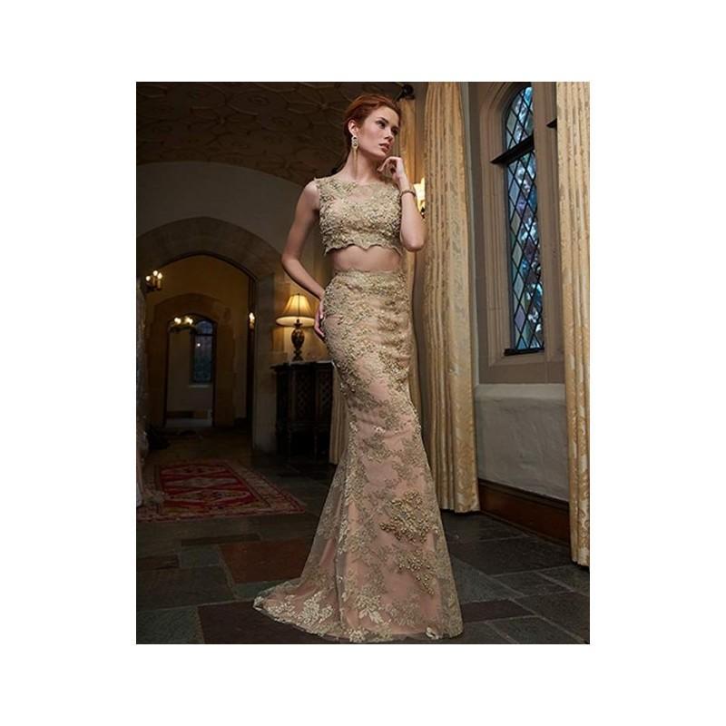 Mariage - Jovani 93539 - 2017 Spring Trends Dresses