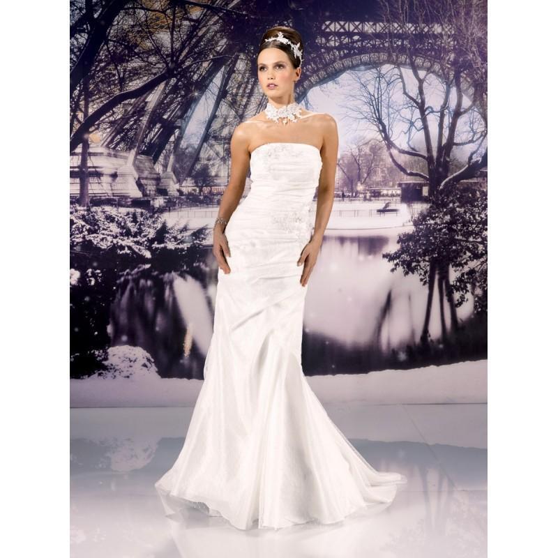 Hochzeit - Miss Paris, 133-26 ivoire - Superbes robes de mariée pas cher