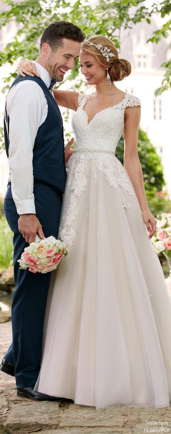 Mariage - Stella York Wedding Dresses 2017