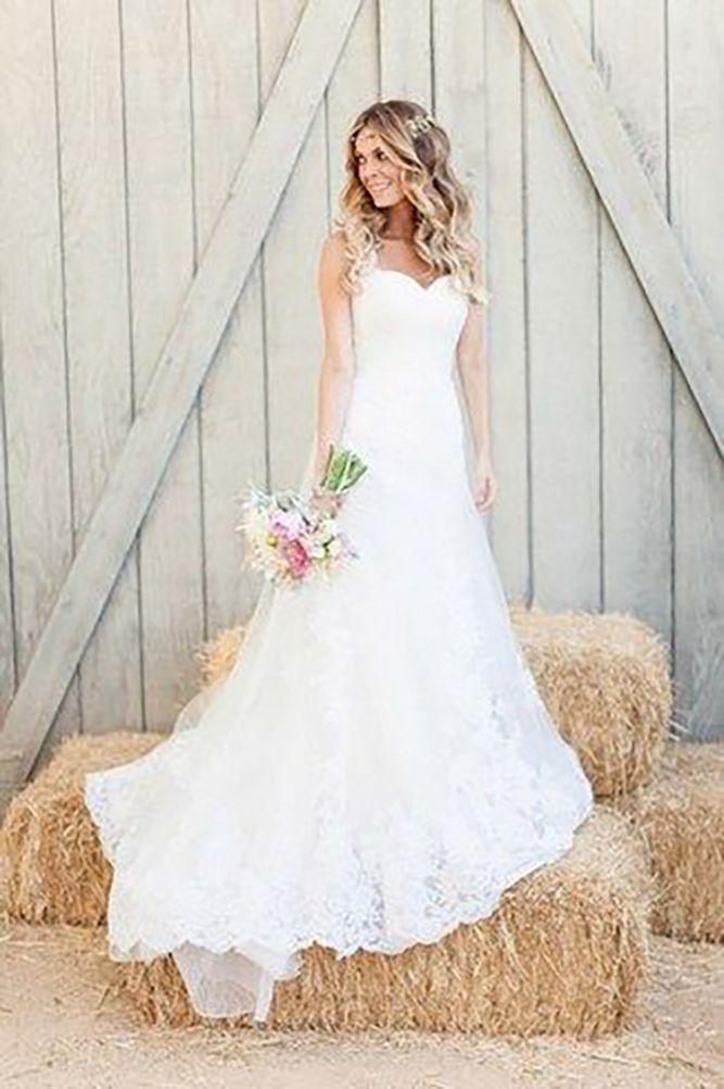 Wedding - Romantic Country Wedding In 24 Stunning Shots