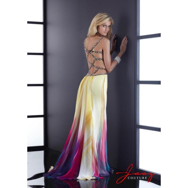 Hochzeit - Jasz Couture 4607 - Fantastic Bridesmaid Dresses