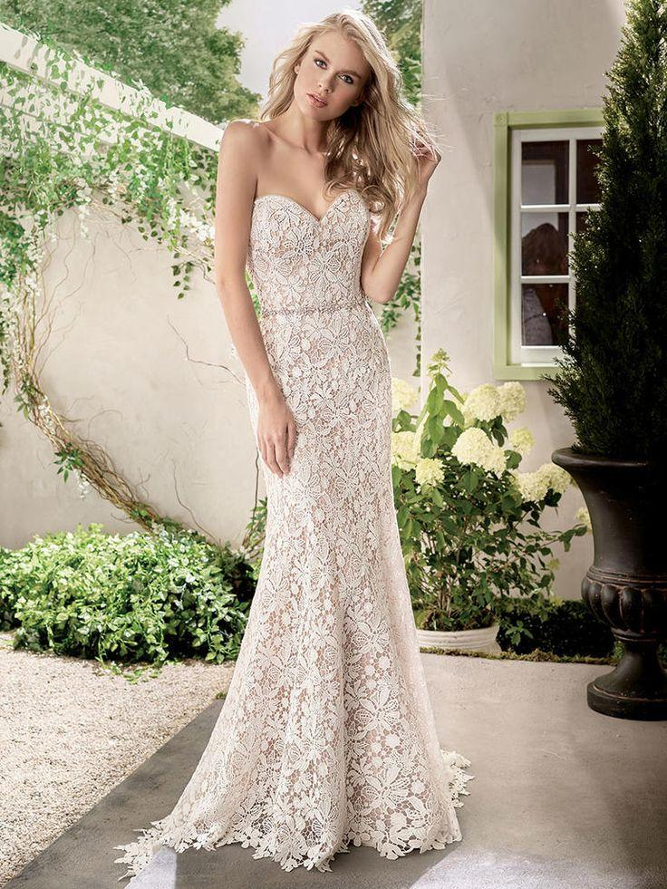 Hochzeit - Jasmine Collection Spring 2017: Classic, Feminine Wedding Dresses