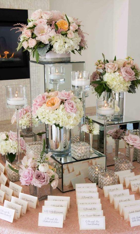 Wedding - Wedding Reception Inspiration