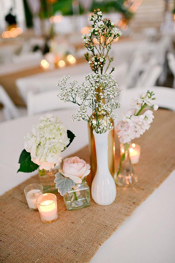 Свадьба - Chic Whimsical Wedding At Dove Canyon Courtyard