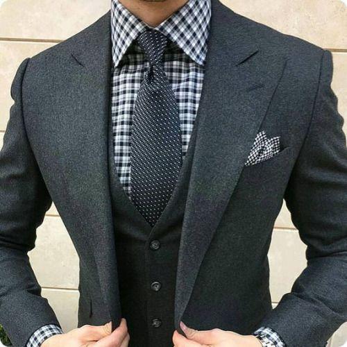 Wedding - Style: Men